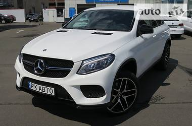 Mercedes-Benz GLE-Class 350d Coupe AMG 4M 2017
