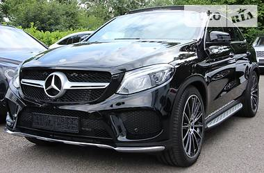 Mercedes-Benz GLE-Class 350d AMG Coupe NEW 2018
