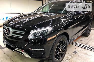 Mercedes-Benz GLE-Class AMG-250d-4matik 2017