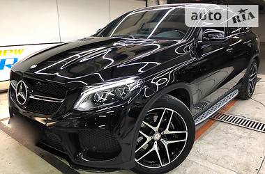 Mercedes-Benz GLE-Class 350d-AMG 2017