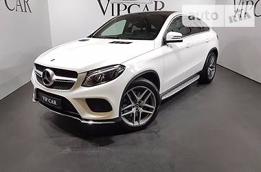 Mercedes-Benz GLE-Class 400 AMG COUPE 2017