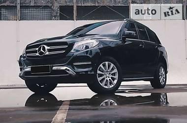 Mercedes-Benz GLE-Class 250 2017