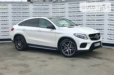 Mercedes-Benz GLE-Class 350d COUPE AMG  2017