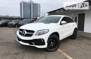 Mercedes-Benz GLE-Class Coupe 350D 4MATIC 2016