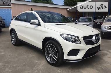 Mercedes-Benz GLE Coupe 350///AMG Night 2017