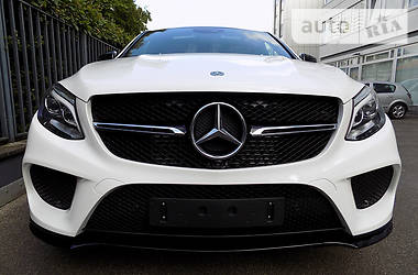 Mercedes-Benz GLE Coupe 350d 4Matic AMG 2018
