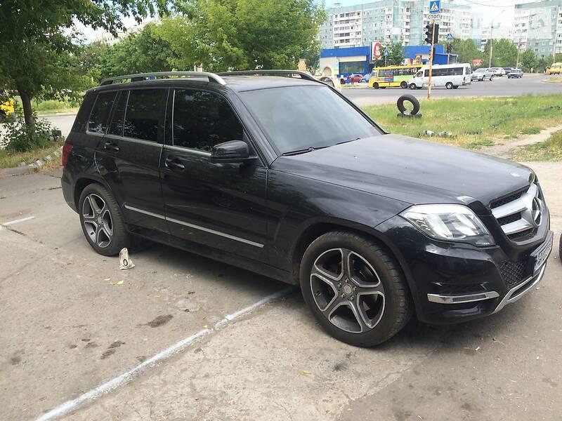 Mercedes-Benz GLK 200