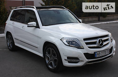 Mercedes-Benz GLK 220 4 MATIC   2013