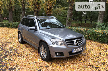 Mercedes-Benz GLK 220 4 MATIC 2011