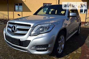 Mercedes-Benz GLK 220 CDI 4MATIC 7G-Tronic 2012