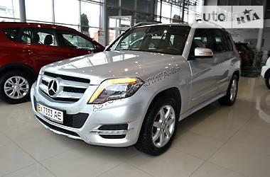 Mercedes-Benz GLK 220 CDI 4-MATIC 2013
