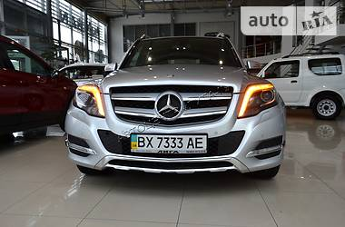 Mercedes-Benz GLK 220 CDI 4-MATIC 2013