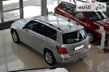 Mercedes-Benz GLK 220 CDI 4-MATIC 7G-TRON 2013