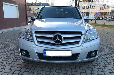 Mercedes-Benz GLK 250 4Matik,BlueEffic.7G 2010