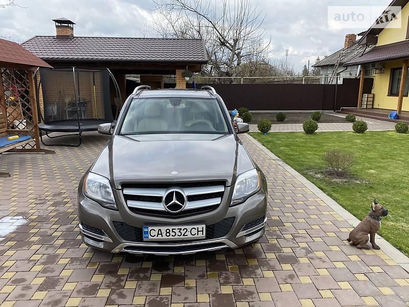 Mercedes-Benz GLK 250