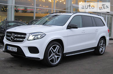 Mercedes-Benz GLS 350 350d 4matic AMG 2017