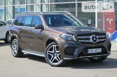 Mercedes-Benz GLS 350 d 4matic AMG X166 2017