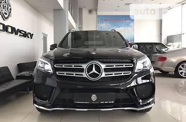 Mercedes-Benz GLS 350 d AMG Black/Brown 2016
