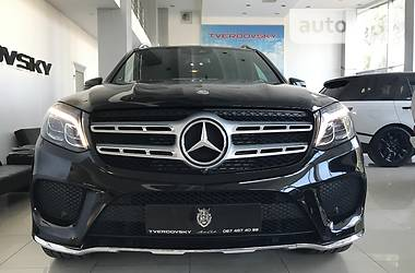 Mercedes-Benz GLS 350 AMG Black 2016