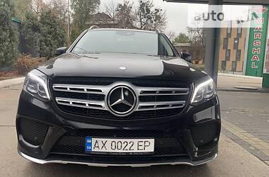 Mercedes-Benz GLS 350  2016