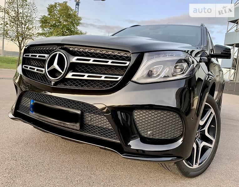 Mercedes-Benz GLS 500