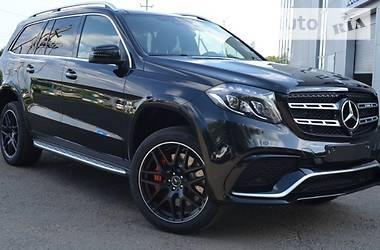 Mercedes-Benz GLS 63  2017