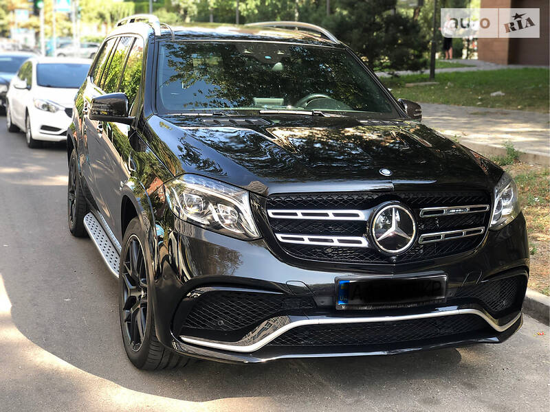 Mercedes-Benz GLS 63