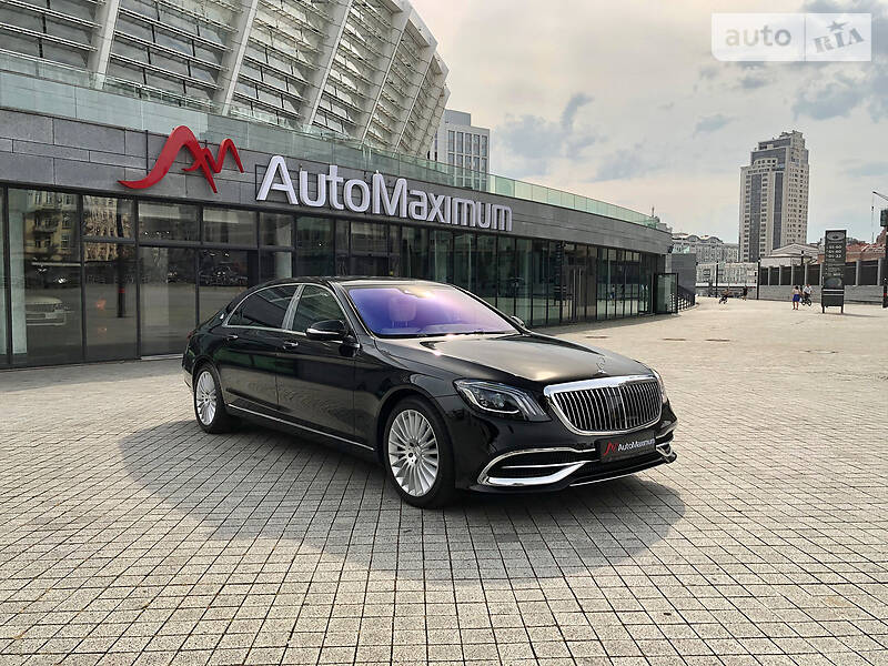Mercedes-Benz Maybach S 560