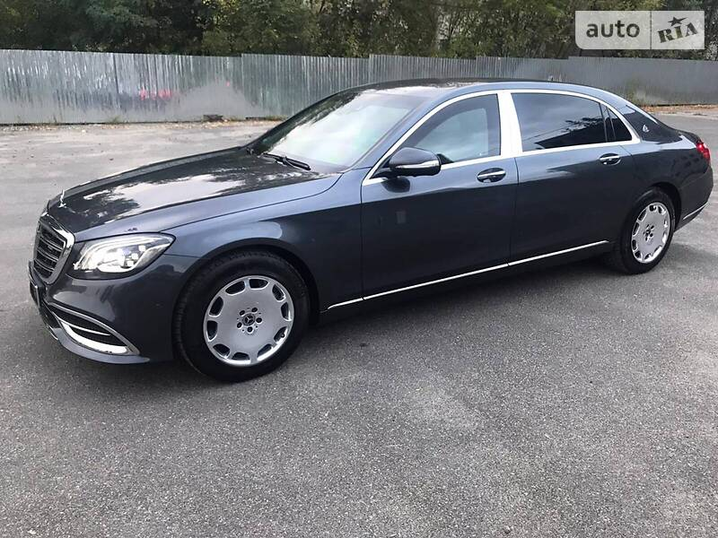 Mercedes-Benz Maybach S 650