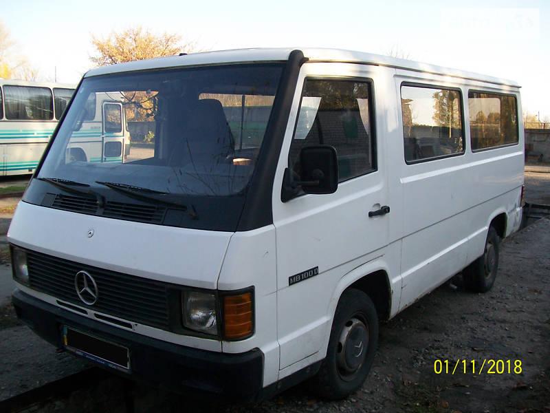 Mercedes-Benz MB груз.-пасс.