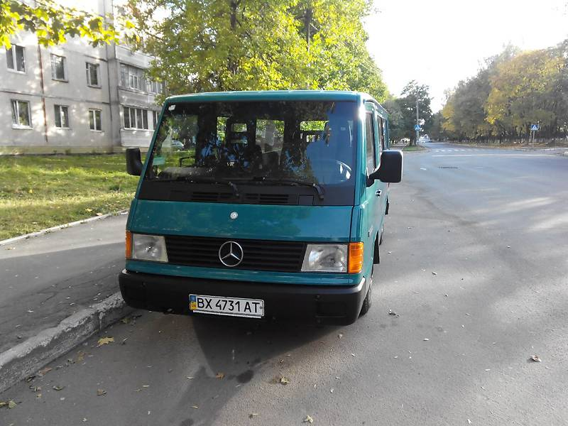 Mercedes-Benz MB пасс.