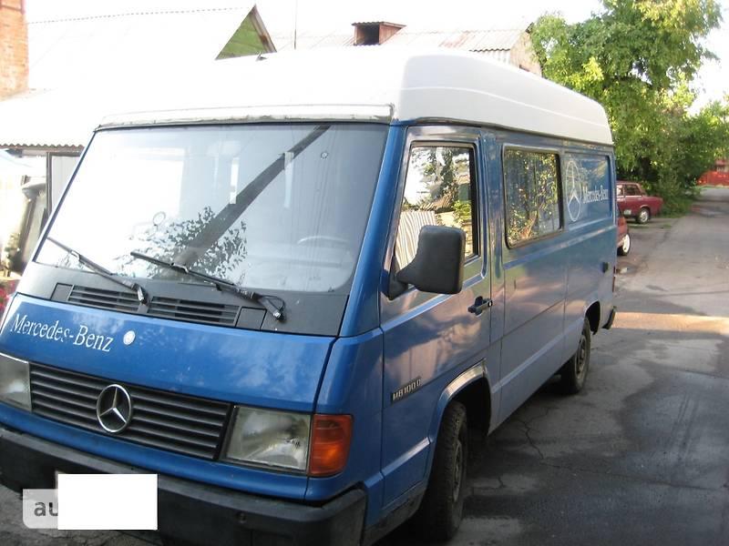 Mercedes-Benz MB пасс.