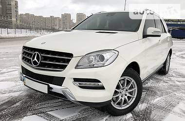 Mercedes-Benz ML 250  2013