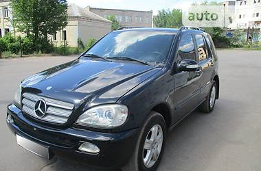 Mercedes-Benz ML 270 CDI 2005