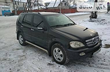 Mercedes-Benz ML 270  2004