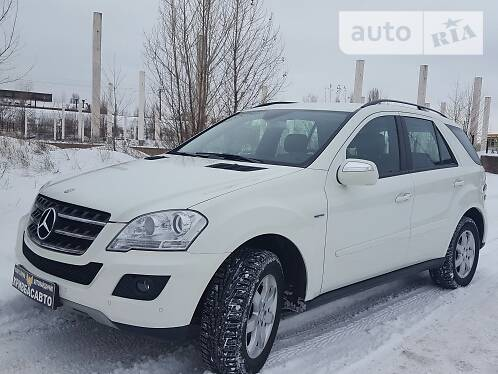 300 2010 auto ria 32500 for Mercedes benz ml 300