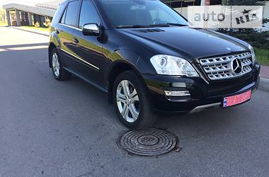 Mercedes-Benz ML 320  2009