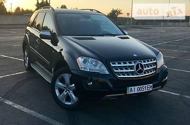Mercedes-Benz ML 320 BLUETECH 2009