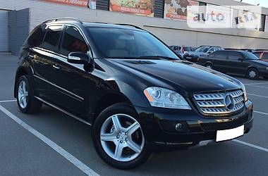 Mercedes-Benz ML 350 (W164) 4matic 2008