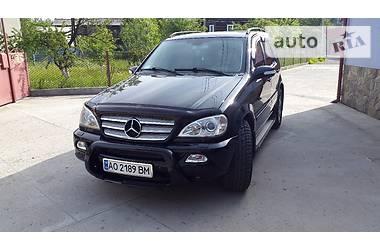 Mercedes-Benz ML 350  2004