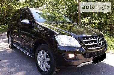 Mercedes-Benz ML 350 4Matic GAZ 2009