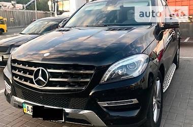 Mercedes-Benz ML 350 INDIVIDUAL BLUETEK 2013