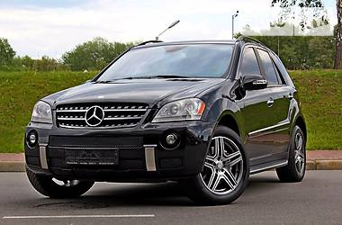 Mercedes-Benz ML 350 5.5 AMG 2007