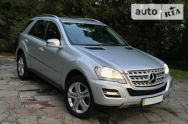 Mercedes-Benz ML 350 3.5 CDI 2011