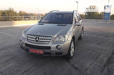 Mercedes-Benz ML 350 AMG 2008