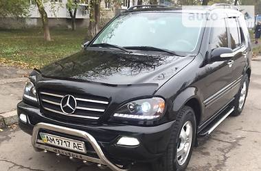 Mercedes-Benz ML 350  2003