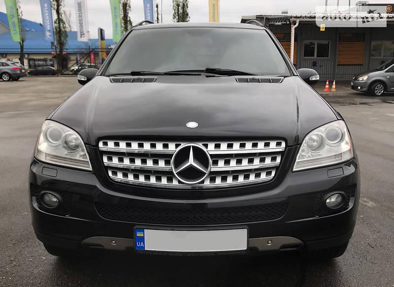 Mercedes-Benz M 2007 года