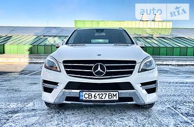Mercedes-Benz ML 350 AMG 2012