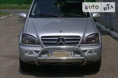 Mercedes-Benz ML 500  2003
