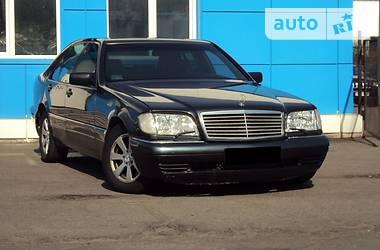 Mercedes-Benz ML 500 140 S 600 1993